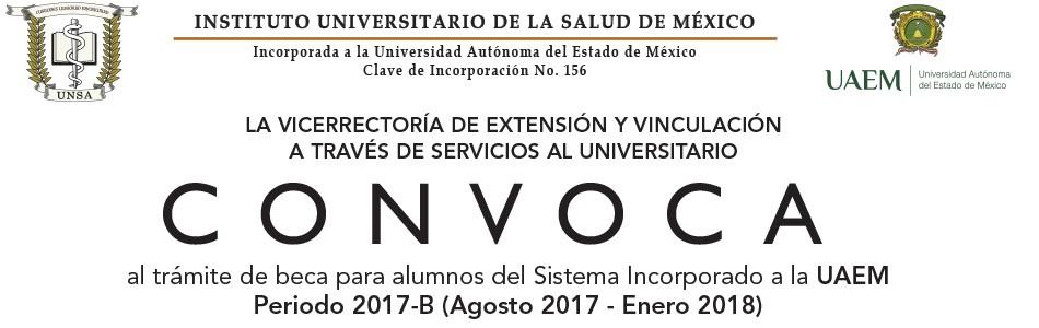 UNSA - Becas 2017B