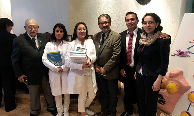 UNSA - Premiación Histología