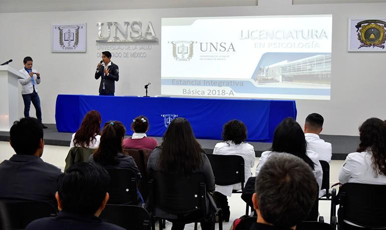UNSA - Estancia Integrativa Psicología