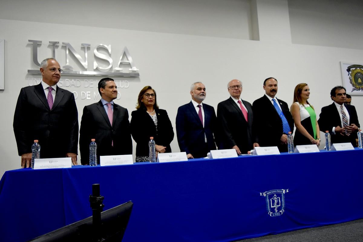 UNSA - José narro Robles