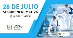 UNSA - Sesión Informativa