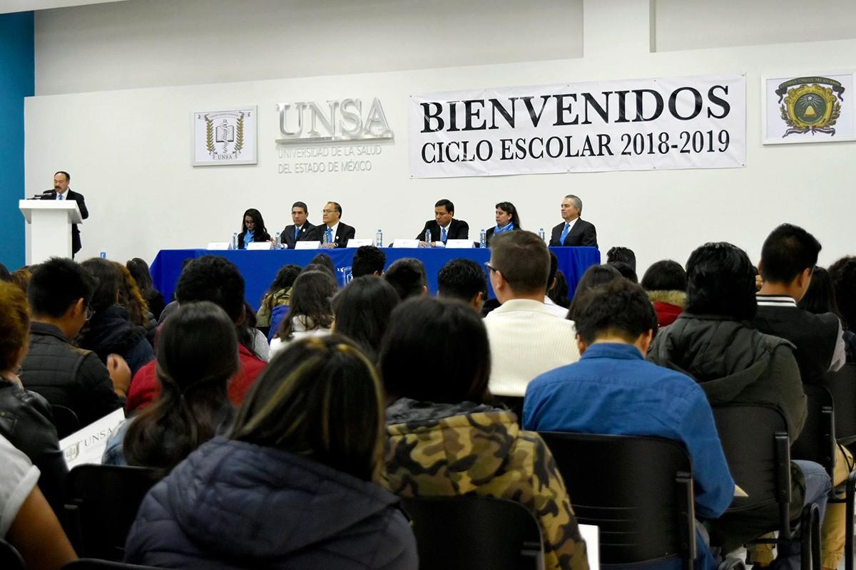 UNSA - Ciclo Escolar 2018-2019