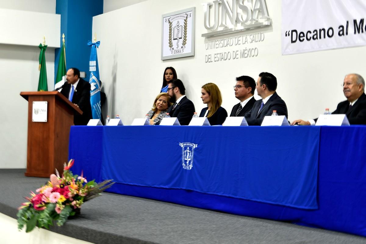 UNSA - Dcano al Mérito de la Salud 2018