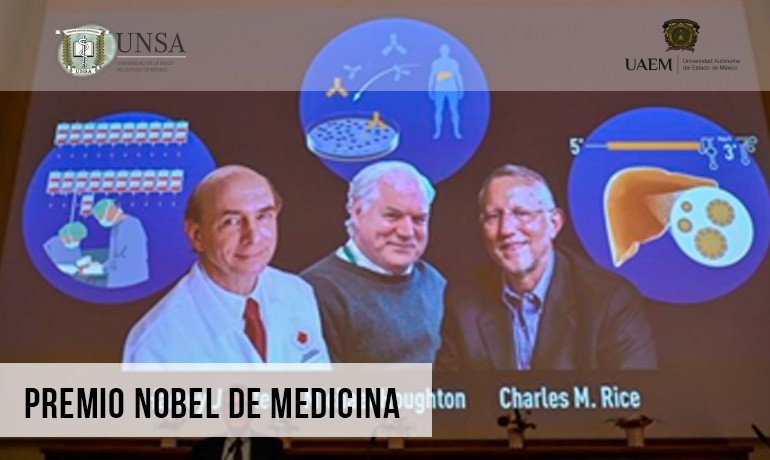 UNSA - Premio Nobel de Medicina