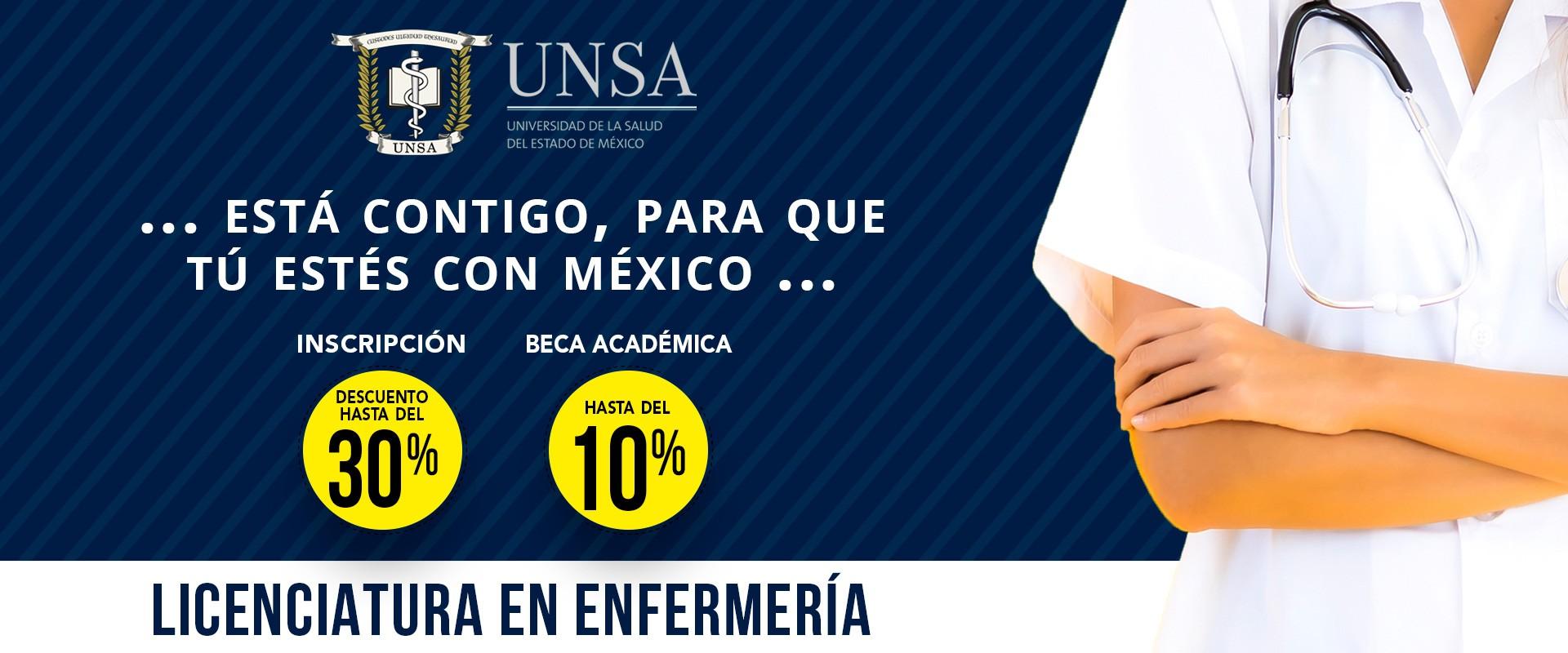 UNSA - Licenciatura de Enfermería