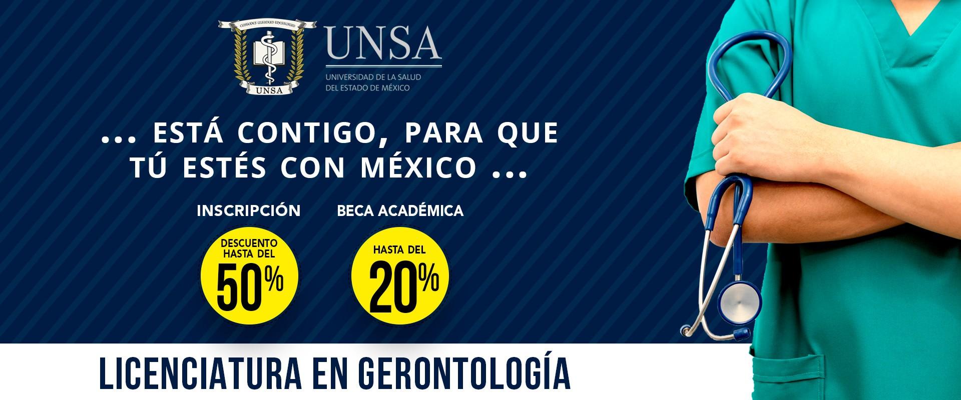 UNSA - Licenciatura de Gerontología