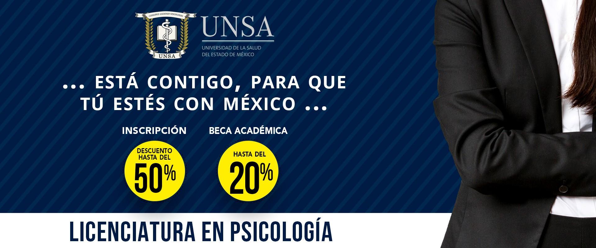 UNSA - Licenciatura en Psicología